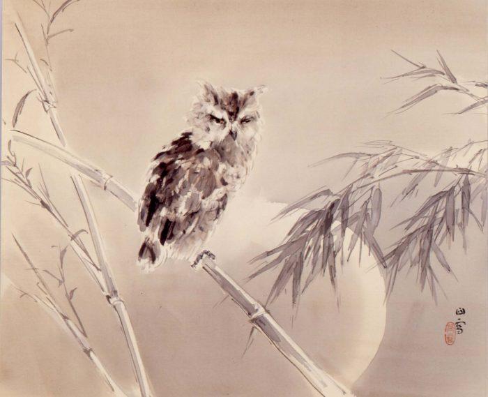 堂本印象美術館 【企画展】「蘭島閣美術館コレクション 京の日本画家が描く情景」