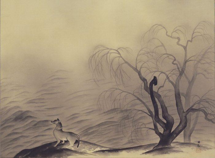京都国立近代美術館 生誕150年 横山大観展