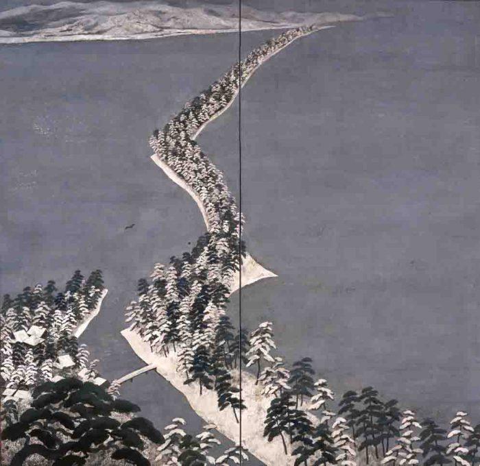何必館 現代風景画の指標 麻田鷹司展