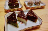 【祇園饅頭 工場のみな月】出来立てゼロ距離の工場で買う、京都人のソウルフードで夏越の祓。