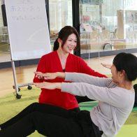 ワコールスタディホール京都 Voice Fitness(ボイスフィットネス)~美ボディも手に入れる、大奈の新発想ボイストレーニング~ (全6回)