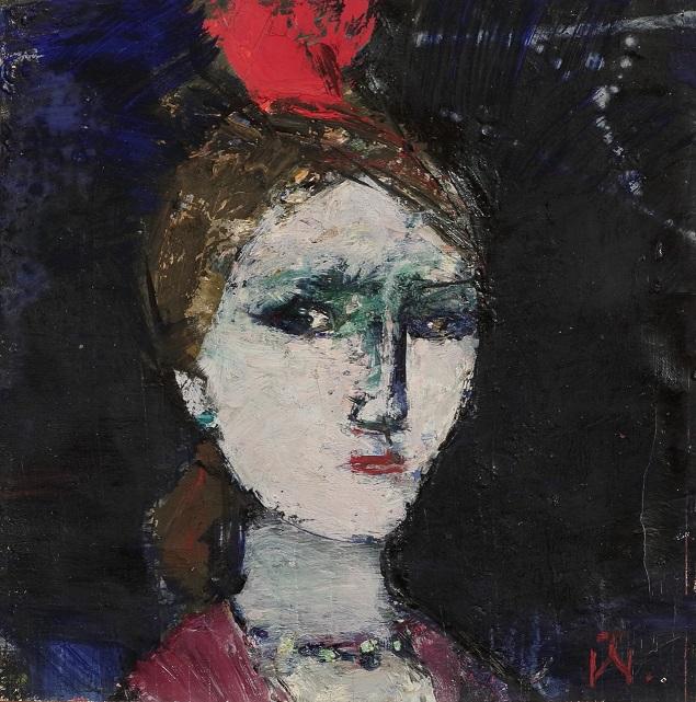 美術館「えき」KYOTO 国画会90年 孤高の画家 渡辺禎一 ―私の信仰は絵を描くことです―