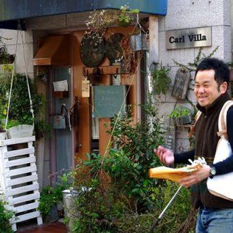 まいまい京都【四条の森】まちなか植物ウォッチング!森目線で烏丸から河原町へ