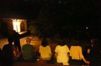 【大徳寺大慈院「夜空の座禅」モニター体験】食欲の秋に、食欲という煩悩と戦ってみました!