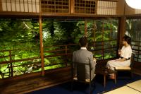 無鄰菴 岡崎明治酒場 無鄰菴史上初「和ろうそくだけの特別茶会」