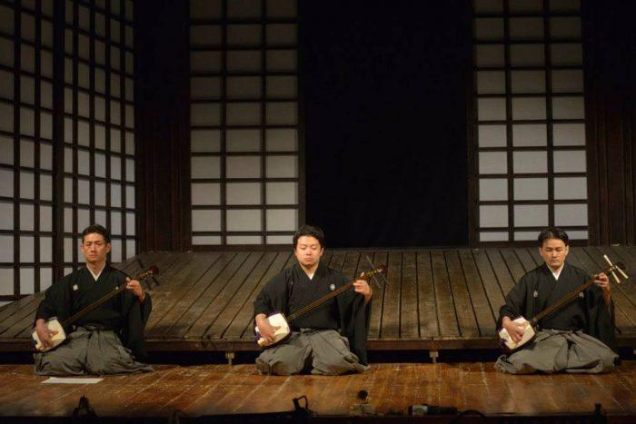 御寺泉涌寺 舎利殿 日本舞踊公演