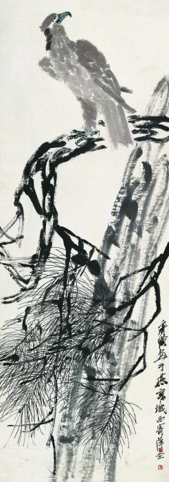 京都国立博物館 日中平和友好条約締結40周年記念 特別企画 中国近代絵画の巨匠 斉白石