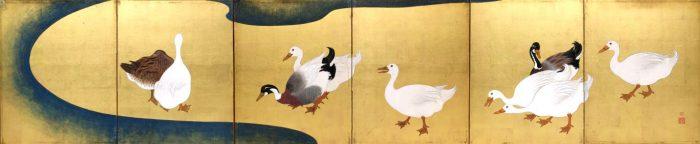 細見美術館 マリメッコの花から陶の実へ 石本藤雄展─琳派との対話─
