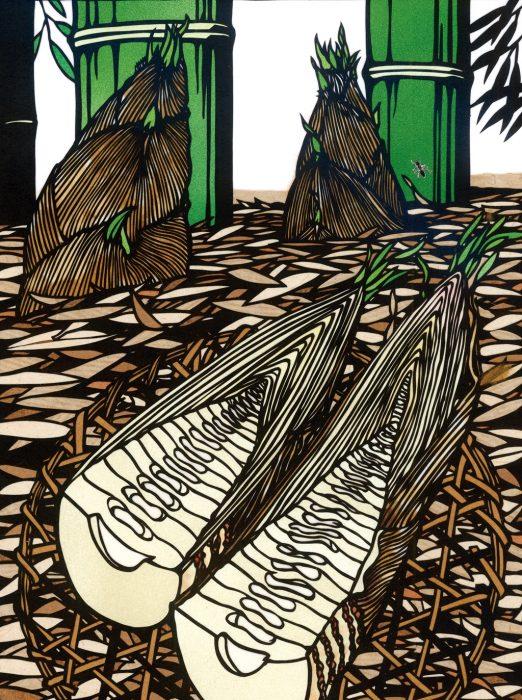 美術館「えき」KYOTO 久保 修 切り絵の世界 ―紙のジャポニスム―