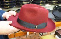 """京都のこだわり帽子屋さん「トミヤ帽子店」に行ってみた。""""今年で創業100周年""""ハッとするうんちくに引き込まれる!"""