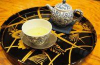 【茶亭楓庵】日本茶インストラクターの庵主さんから教わる、本物の煎茶道。抽出後の茶葉の、驚きの活用方法とは?