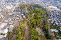 太古の自然を遺す森「糺の森」と世界遺産「下鴨神社」をドローンで空からみてみた!