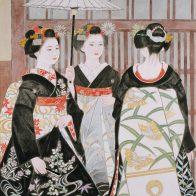堂本印象美術館 特別企画展「絵になる姿 -装い上手な少女、婦人、舞妓たち-」