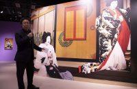 【美術館「えき」KYOTO(京都駅ビル内)で開催中】体感せよ!歌舞伎の舞台、奇跡の一瞬!篠山紀信が捉えた藤十郎と仁左衛門
