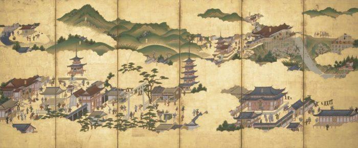 高台寺掌美術館 夏の特別展「京都の躍動」