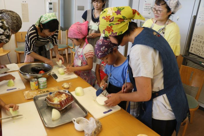 【京エコロジーセンター】子どもクッキング教室〜自分でつくるカンタンごはん〜