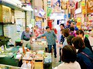 まいまい京都【出町】都の北のターミナル、出町商店街!京の味を食べ歩き