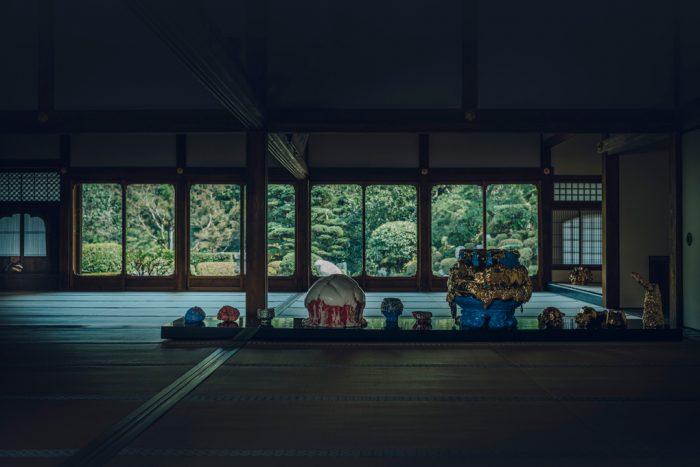 清水寺成就院特別公開 桑田卓郎展「日々(にちにち)」