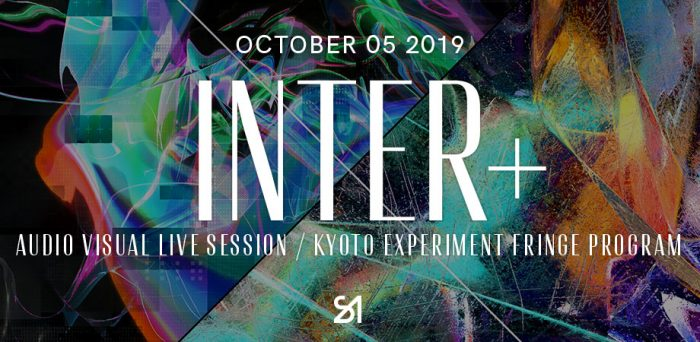 "Audio/Visual Live Session ""INTER+"""