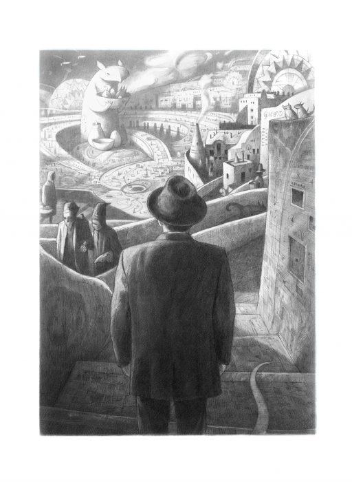 美術館「えき」KYOTO ショーン・タンの世界展 どこでもないどこかへ The World of Shaun Tan