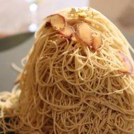 【10/10 NEW OPEN】この秋、必食!「丹波くり・和栗専門 沙織~さをり~」細さ1mmの丹波栗が織り成す、究極のモンブラン!