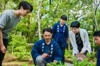 庭師と学ぶ フォスタリング・スタディーズ 3 第4回 モミジ、シダ、コケ