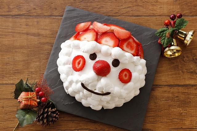 親子で手作りクリスマス!サンタケーキを作ろう♪