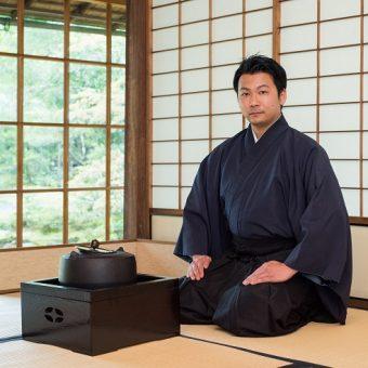 茶の湯講座 第3回「茶庭」