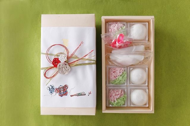 和菓子講師から学ぶ 豪華な和菓子3種