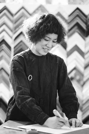 大阪学院大学短期大学部×無鄰菴 コラボ企画「フランス額装と庭と暮らし」