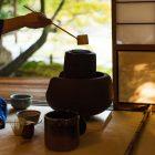 無鄰菴 祝!成人式 一生モノの「心の庭」へようこそ。お抹茶をサービス!
