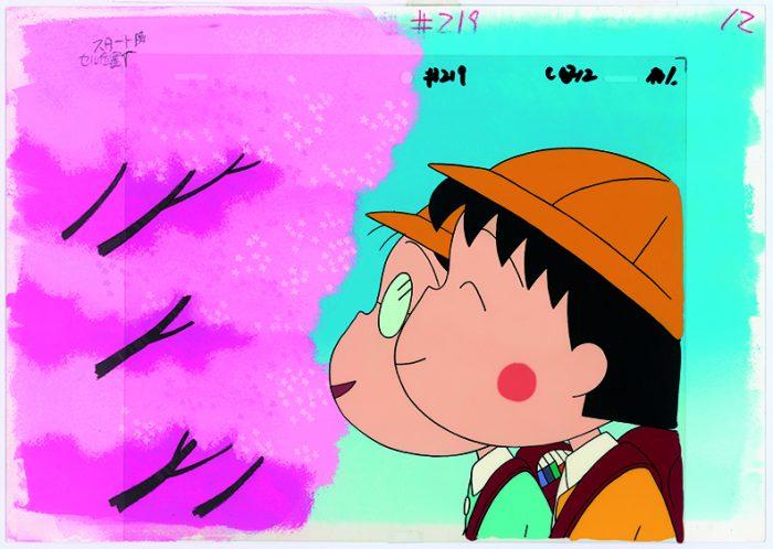 美術館「えき」KYOTO アニメ化30周年記念企画 ちびまる子ちゃん展