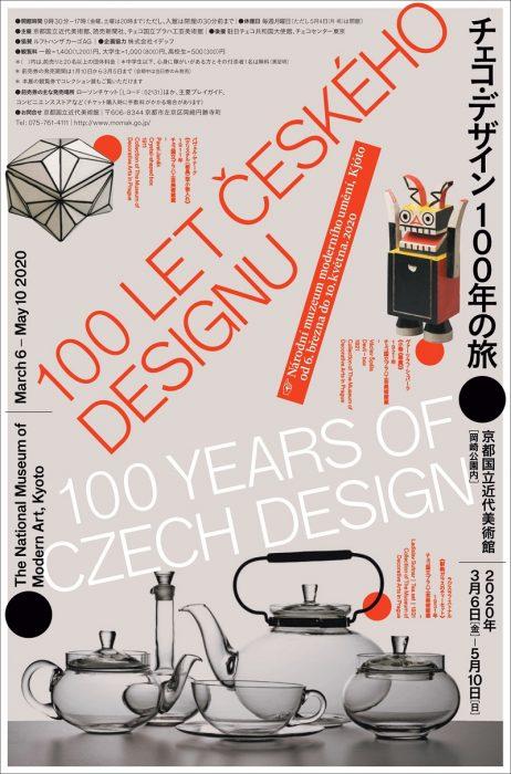 京都国立近代美術館 チェコ・デザイン 100年の旅