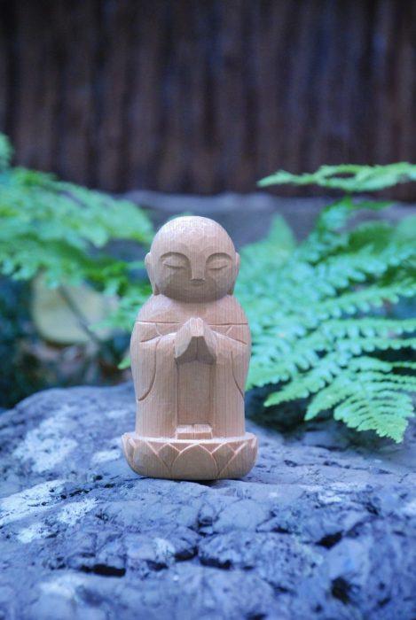 仏像彫刻体験してみませんか?
