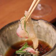 【高瀬川 槇】ホンモノの愛媛の美味を満喫できる「えひめ食の大使館」に選ばれた宇和島鯛めしの名店
