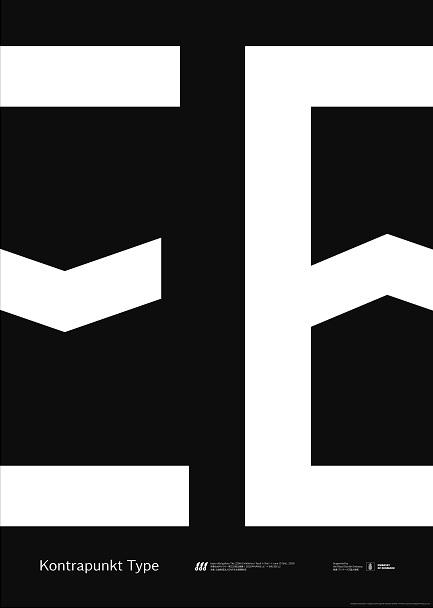 京都dddギャラリー第225回企画展  コントラプンクト タイプ Kontrapunkt Type
