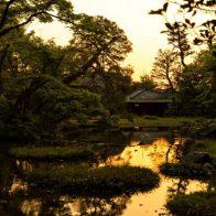 無鄰菴 蛍が舞い飛ぶートワイライト日本庭園の特別鑑賞ー