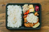 御幸町錦の【京のじどり屋 晃】では焼鳥屋さんが作るチキン南蛮&チャーシュー麺を持ち帰り!
