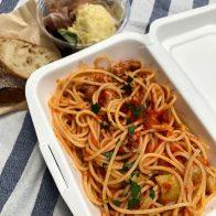 【元田中・里の前】イタリアン・サクラ伊食堂のお持ち帰りランチ