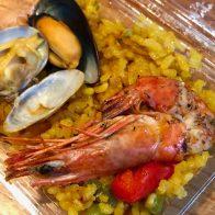 北白川のスペイン料理【Tio Pepe ティオペペ】のパエリアが選べるスペイン弁当でお昼からカンパイ!