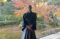 【YOUは何しに京都へ?】 日本語がとっても流ちょうなウクライナ人のDenysさん