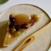 【斗六屋の水無月】舞妓さんの「おさんじ」の甘納豆でつくる限定水無月で健康祈願を