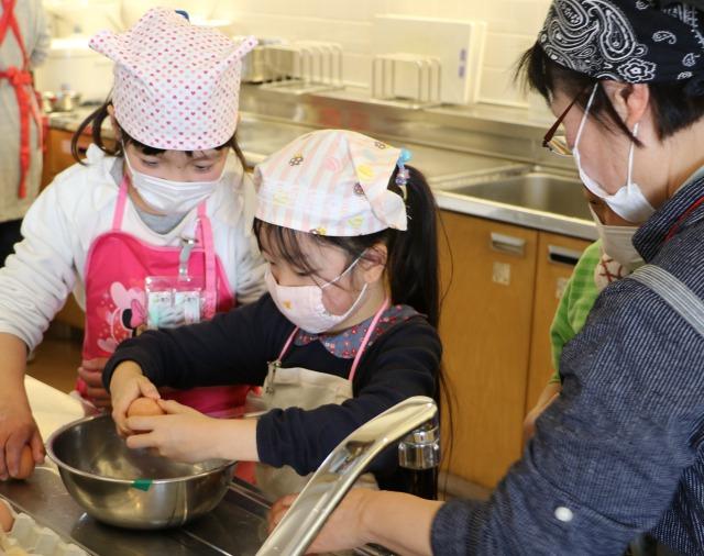 京エコロジーセンター 「子どもクッキング教室」~自分でつくるカンタンごはん~
