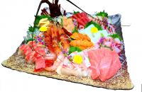 【京都中央卸売市場場外の鳳水産から】高級料理店・ホテル向けの特選鮮魚お造りを自宅で!