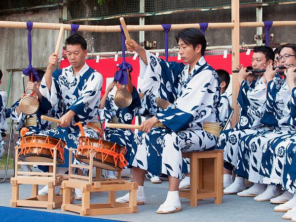 まいまい京都【ライブ配信】オンライン祇園祭、鷹山スペシャル!宵山の山鉾町からお囃子生演奏