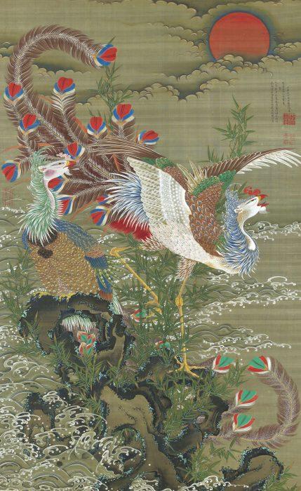 京都国立博物館 御即位記念 特別展 皇室の名宝
