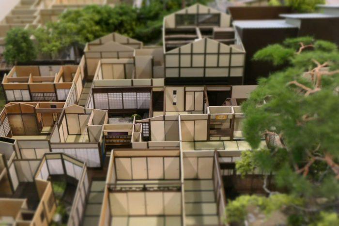 茶道資料館 ミニ企画展 「裏千家の茶室建築」