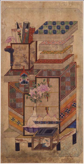高麗美術館 『文房四友と朝鮮ソンビの世界』