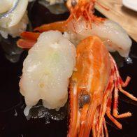 西院エリアに10月2日オープン!「鮨・串てん専門店 磯野梅三郎」で魚介メニューを楽しんできた!