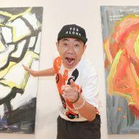 京都文化博物館「木梨憲武展 Timing-瞬間の光り-」